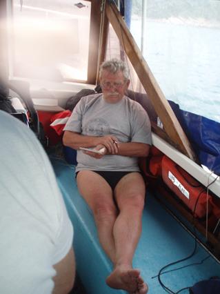 Sudoku i na brodu