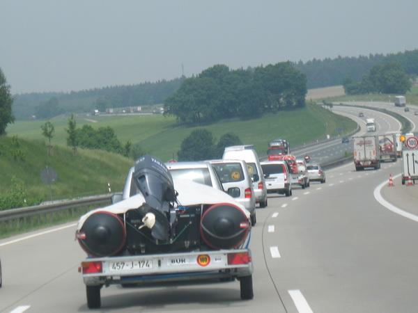 Put kroz Njemacku